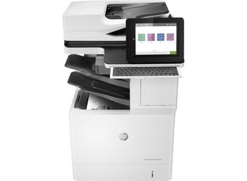 HP LaserJet Enterprise Flow MFP M632z 61ppm A4 Mono Multifunction Laser Printer