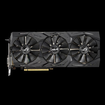 ROG Strix Radeon RX 590 8GB GDDR5 with impressive cooling for high refresh rates and high-res gaming