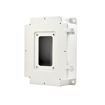 "PMAX-0702 OUTDOOR JUNCTION BOX FOR 4"" DOME, PTZ, & SPEED DOME"