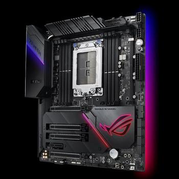ASUS ROG Zenith Extreme Alpha X399 HEDT Gaming Motherboard AMD Threadripper 2 (TR4) EATX DDR4 M.2 10G LAN USB 3.1 Gen2