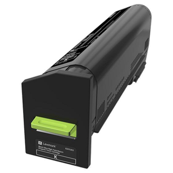 CX860 BLACK ULTRA HIGH YIELD RETURN PROGRAM TONER CART 55K