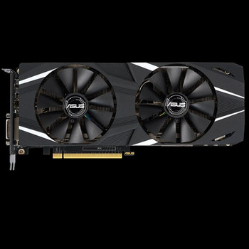 ASUS Dual GeForce RT 2060 OC edition 6GB GDDR6 with the all-new NVIDIA Turin GPU architecture