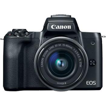 Canon EOS M50 Mirrorless Single Kit