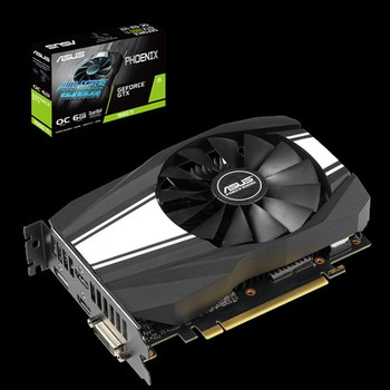 PHOENIX GTX 1660TI GDDR5 6GB, Overclock Mode, PCI Express 3.0