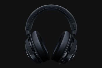 Razer Kraken - Multi-Platform Wired Gaming Headset - Black - FRML Packaging