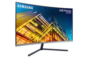 """Samsung 32"""" LU32R590CWEXXY 4K Curved Monitor"""