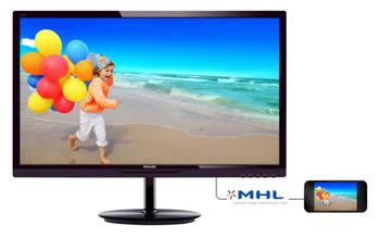 """Philips 284E5QHAD 28"""" LED Monitor"""
