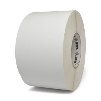 Zebra Label Paper 4x8in 101.6x203.2mm Tt