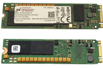 Fujitsu 240GB Internal SSD