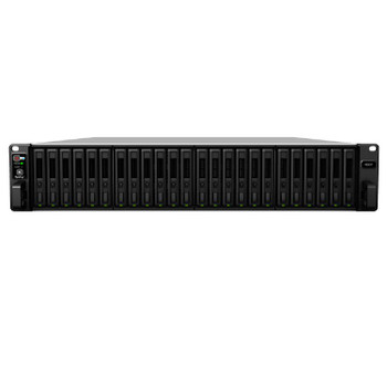 """Synology FlashStation FS2017 - 24 Bay x 2.5"""" SAS SSD / HDD or SATA SSD, 16GB DDR4 RAM, Rack Mount , Synology Replacement Service - Applicable"""