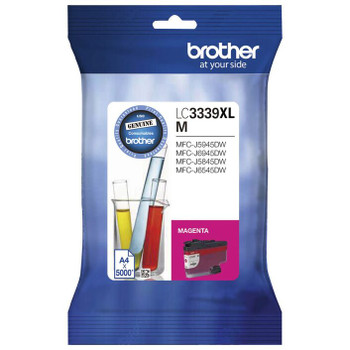 Brother LC3339XL Magenta Ink