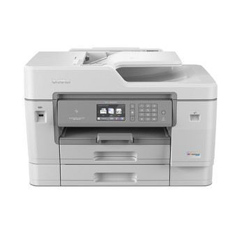 Brother MFC-J6945DW 22/20 ipm INKvestment Business A3 Colour Multifunction Inkjet Printer