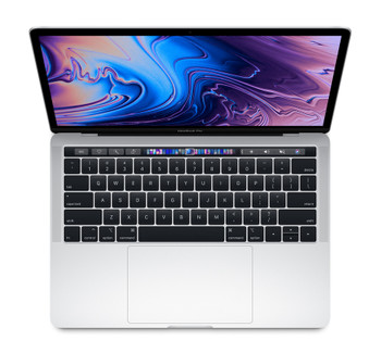 """Apple MacBook Pro 13"""" with Touch Bar 2.4GHz i5 8GB 256GB Silver"""
