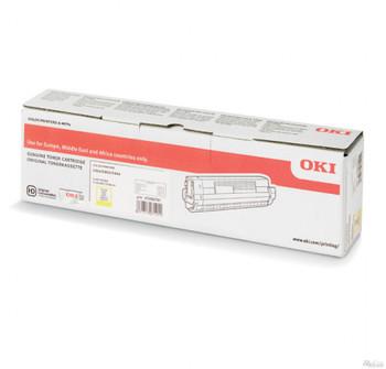 OKI C834 Yellow Toner Cartridge