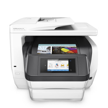 HP OfficeJet Pro 8740 E-all-in-one - Hn