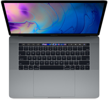 """Apple MacBook Pro 15"""" with Touch Bar 2.6GHz i7 16GB 256GB Space Grey"""