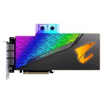 GIGA RTX2080Ti Aorus Xtreme Waterforce WB 11GB, 3 x DP, 1 x USB Type-C, 3 x HDMI, ATX