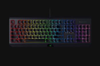 Razer BlackWidow - Mechanical Gaming Keyboard - US Layout FRML (Green Switch)