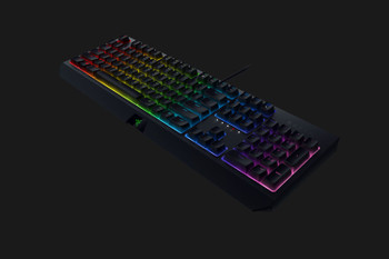 Razer BlackWidow - Mechanical Gaming Keyboard - US Layout FRML (Green Switch)
