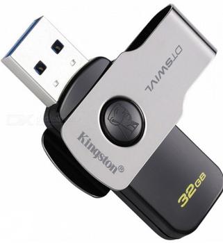 32GB DataTraveler Swivl USB 3.0