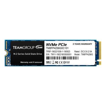TEAM SSD M.2 NVME (MP34) 256GB