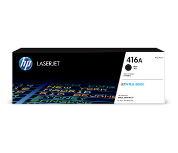 HP 416A LaserJet M454/M479 Standard Yield Black Toner Cartridge (W2040A)