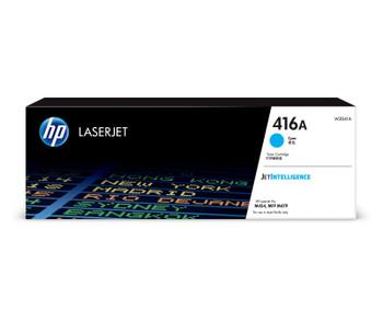 HP 416A LaserJet M454/M479 Standard Yield Cyan Toner Cartridge (W2041A)