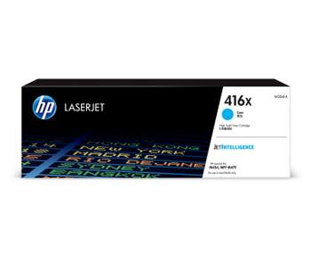 HP 416X LaserJet M454/M479 High Yield Cyan Toner Cartridge (W2041X)