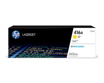 HP 416A LaserJet M454/M479 Standard Yield Yellow Toner Cartridge (W2042A)