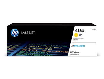 HP 416X LaserJet M454/M479 High Yield Yellow Toner Cartridge (W2042X)