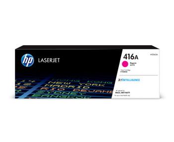 HP 416A LaserJet M454/M479 Standard Yield Magenta Toner Cartridge (W2043A)