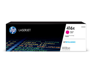 HP 416X LaserJet M454/M479 High Yield Magenta Toner Cartridge (W2043X)