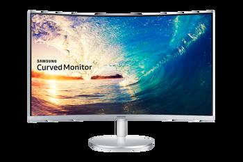 """Samsung 27"""" Curved 1800r 3 Edge Frameless LED"""
