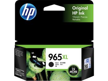 HP #965XL Black Ink 3JA84AA