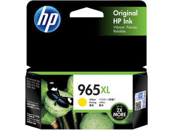 HP #965XL Yellow Ink 3JA83AA