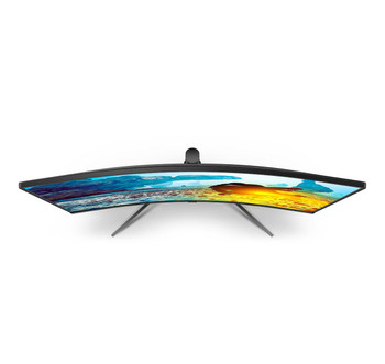 """Philips 27"""" FHD Curved LCD 1ms 144hz"""