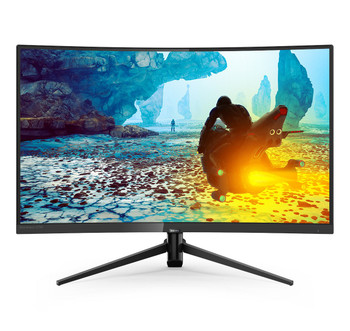 "Philips 27"" FHD Curved LCD 1ms 144hz"