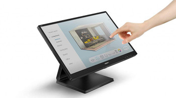 "Philips 23.8"" FHD IPS 10 Point Touch Monitor"
