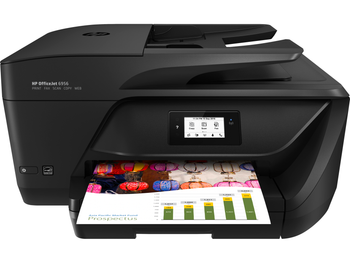 HP OfficeJet 6956 All-in-One Ink Printer