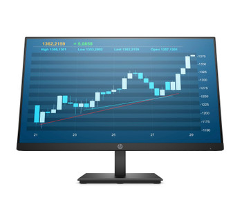 "HP P244 23.8"" FHD Monitor, 1920x1080, 3 Yrs Wty"