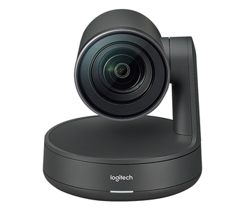 Logitech Rally Ultra HD Conference System Kit, Camera (1),hub(2),speaker(2), Mic Pod(2),