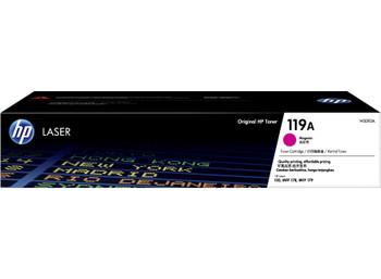 HP 119A (W2093A) Laser 150/178/179 Standard Yield Magenta Toner Cartridge