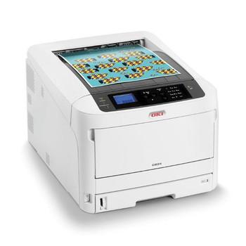 OKI C834nw 36ppm A3 Wireless Non-Duplex Colour LED Laser Printer