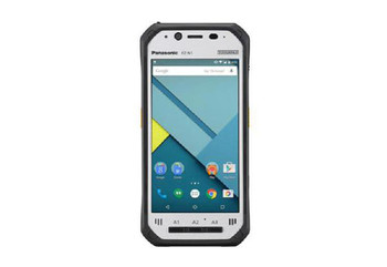 Panasonic Toughpad FZ-N1 (4.7) Mk2 with 4G, 12 Point Satellite GPS & Barcode Reader (Android 8.1)