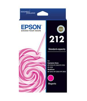 Epson 212 Magenta Ink Cartridge