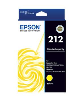 Epson 212 Yellow Ink Cartridge