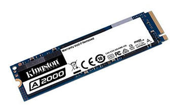 Kingston A2000 500GB M.2 2280 NVME SSD