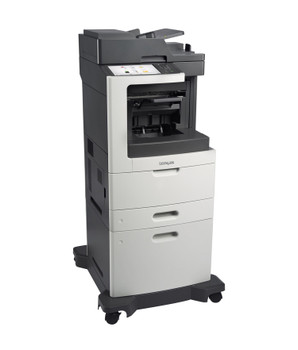 Lexmark MX812dxfe 66pm A4 Mono Laser Multifunction Printer