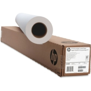 "HP HEAVYWEIGHT COATED PAPER 1067MM X 30.5 M (42"" X 100FT)"