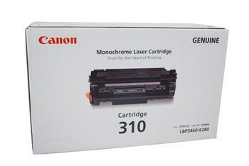 CANON CART310 BLACK TONER FOR LBP3460 6K
